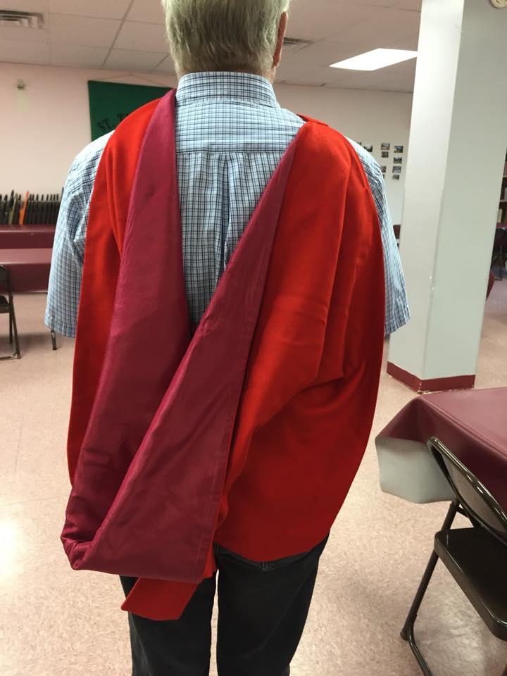 Regulation 9: Academical Dress « The Western Orthodox Academy