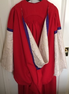 WOU doctoral robes