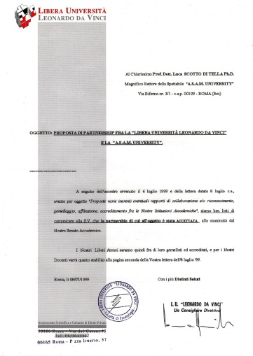 LULV Treaty with AU